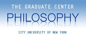 CUNY Graduate Center Philosophy